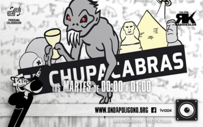 CHUPACABRAS-Emisiones 09 (2ºtrim)