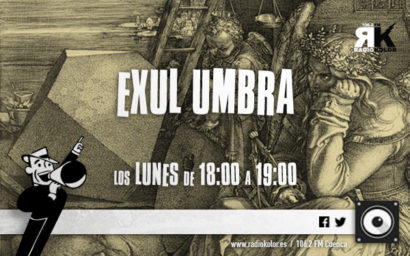 EXUL UMBRA-Emisiones 02 (2ºtrim)