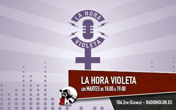 Emisiones 07 (2ºtrim) - LA HORA VIOLETA
