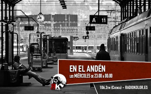 Emisiones 13B (2ºtrim) - EN EL ANDÉN