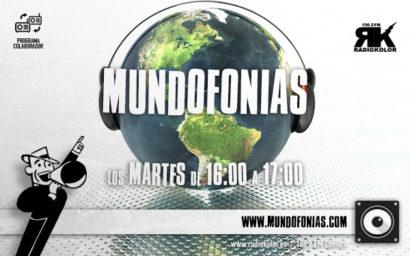 MUNDOFONIAS-Emisiones 06 (2ºtrim)