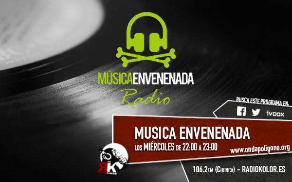 MUSICA ENVENENADA - Emisiones 08 (2ºtrim)