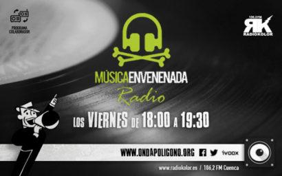 MUSICA ENVENENADA-Emisiones 18 (2ºtrim)