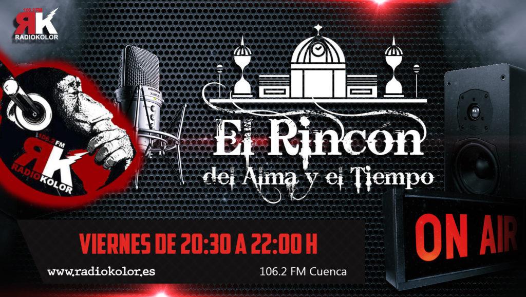 RK-EL RINCÓN DEL ALMA Y DEL TIEMPO
