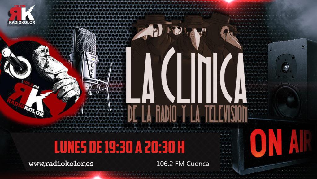 RK-LA CLÍNICA DE LA RADIO Y TELEVISIÓN