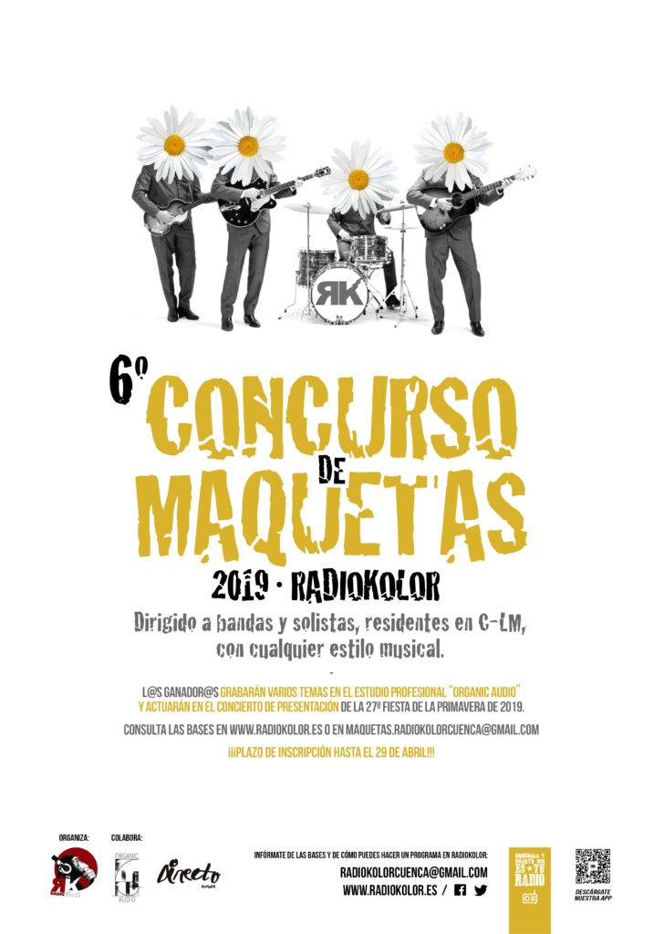 RK_Concurso Maquetas 2019_cartel